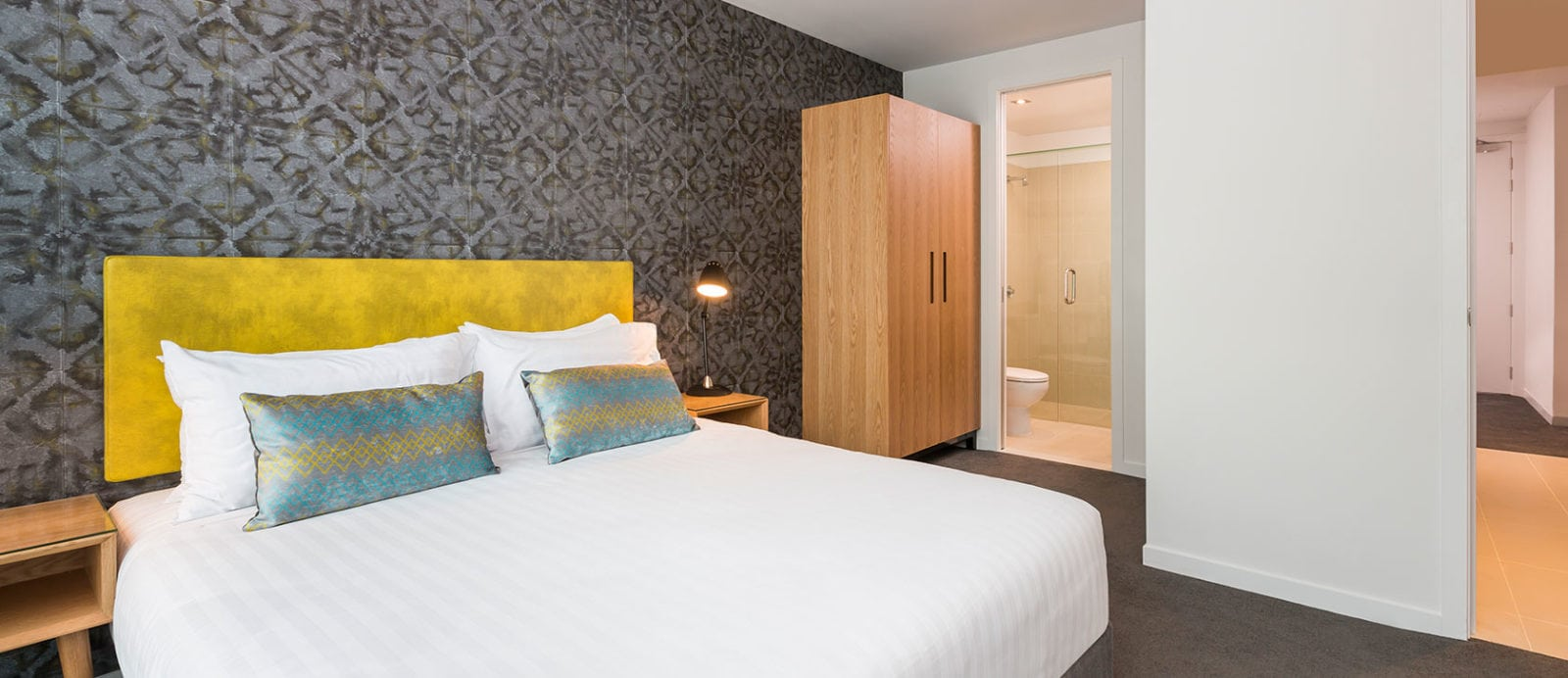 Adina apartment hotel auckland statement id for Bedroom furniture auckland