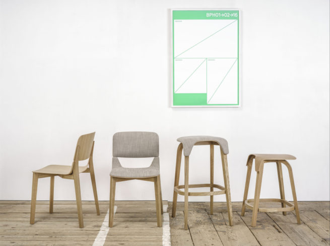 TON Leaf Dining or Desk Chair and Bar Stools 5