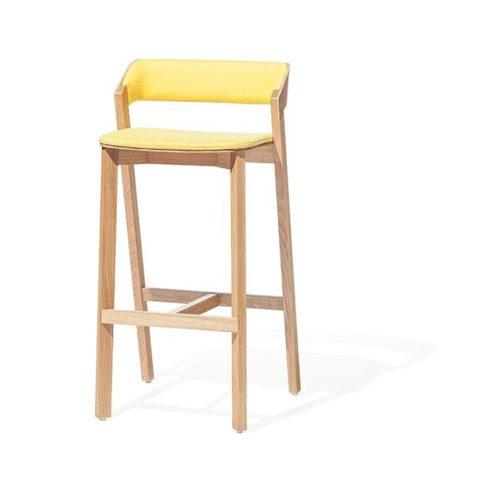 TON Barstool Merano Upholstered 4