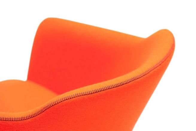 TON Lounge Armchair Split Z 2
