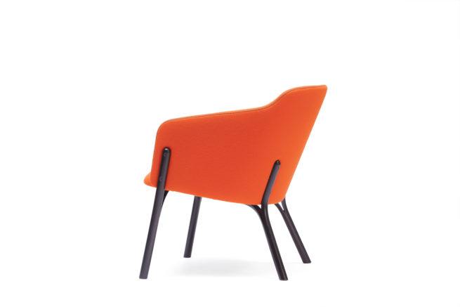 TON Lounge Armchair Split Z 5