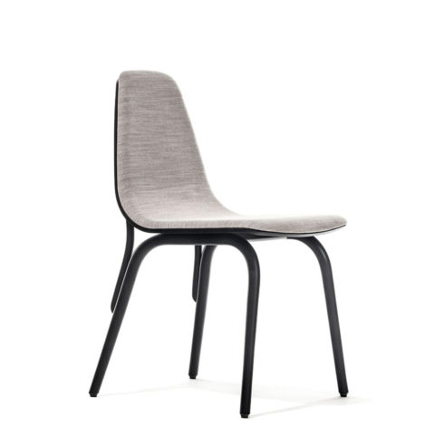 TON Tram Chair Upholstered 3