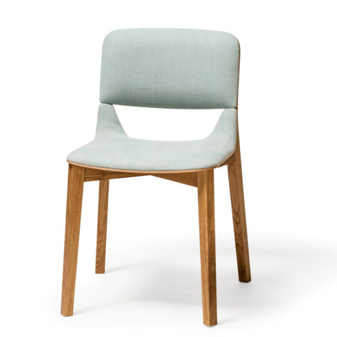 TON Chair Leaf Upholstered Z 1 1