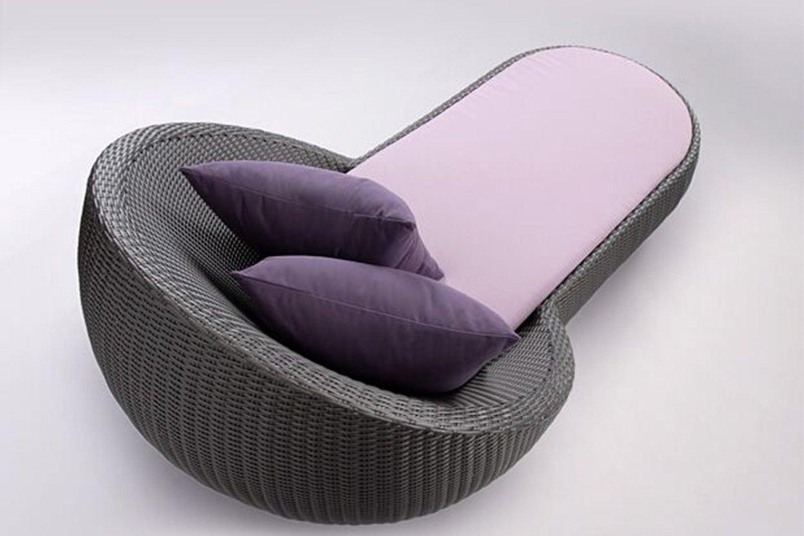 Lebello Chair Circle Chaise – STATEMENT iD
