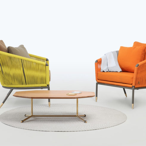 LEBELLO Lounge Chair 7 Z 3