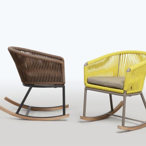 LEBELLO Rocking Chair 7 Z 2 1