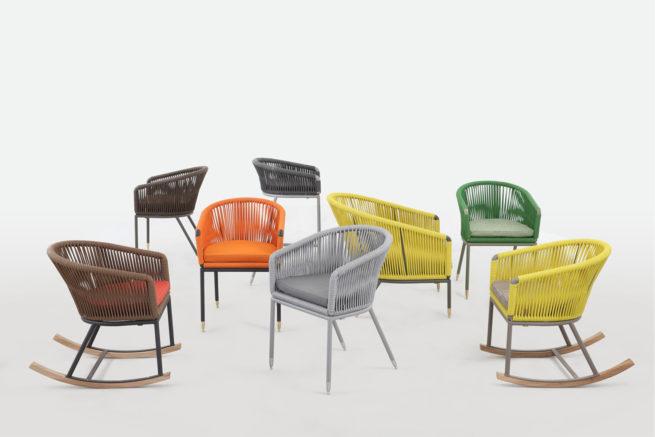 LEBELLO Rocking Chair 7 Z 3