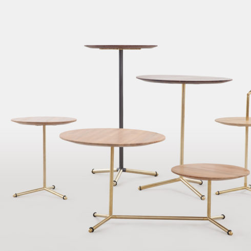 LEBELLO Table Mangrove Roots Z 9