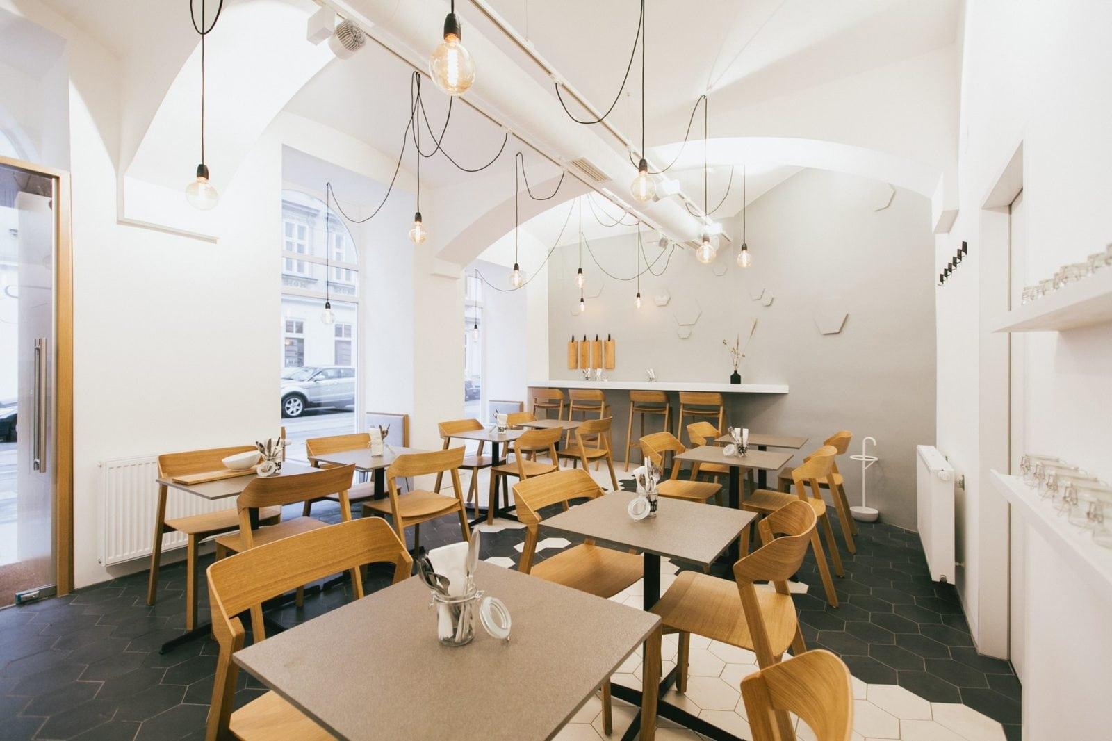 TON Merano Chairs at Strudls Restaurant