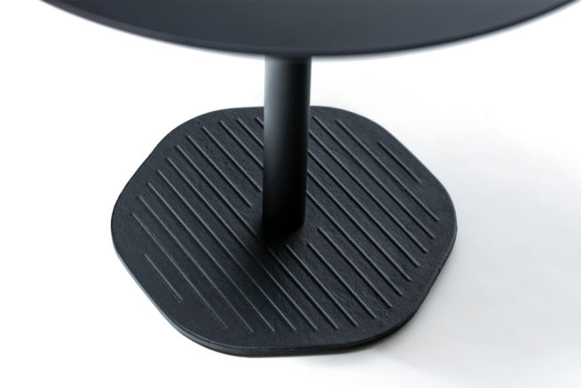 Hexagon Dining Table 5