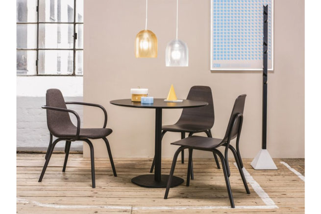 Hexagon Dining Table Feat