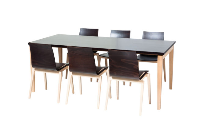 Stockholm Dining Table 8