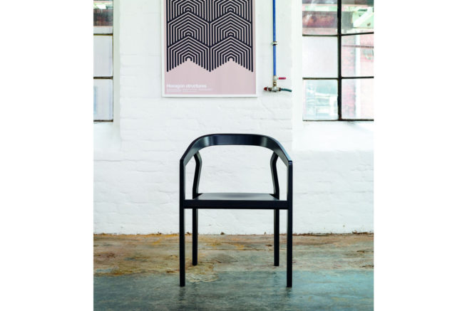 TON Armchair One Stacking Z 1