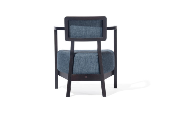 TON Lounge Armchair Cordoba 3
