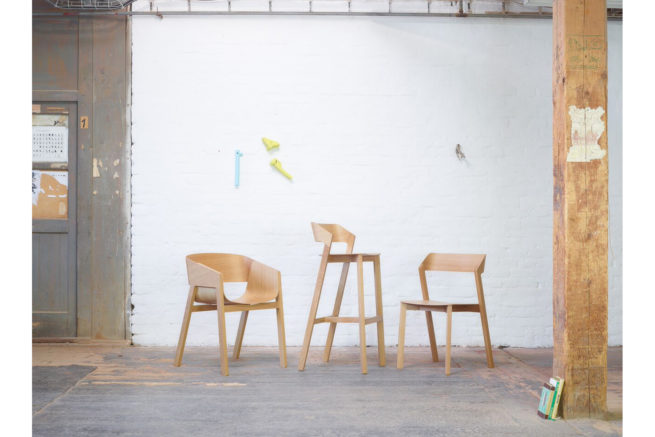 TON Mareno Stacking Chair 11
