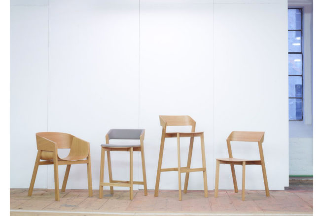 TON Merano Stacking Chair 10
