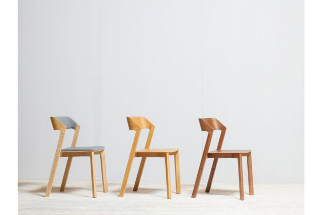 TON Merano Stacking Chair 12