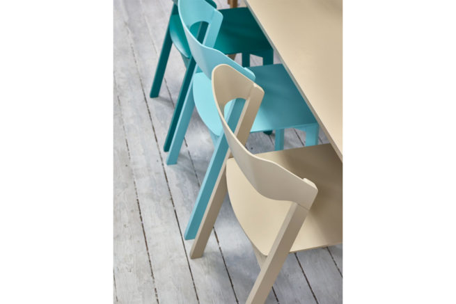 TON Merano Stacking Chair 2