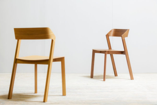TON Merano Stacking Chair