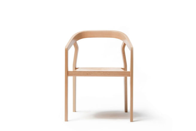 TON One Armchair Stacking 3