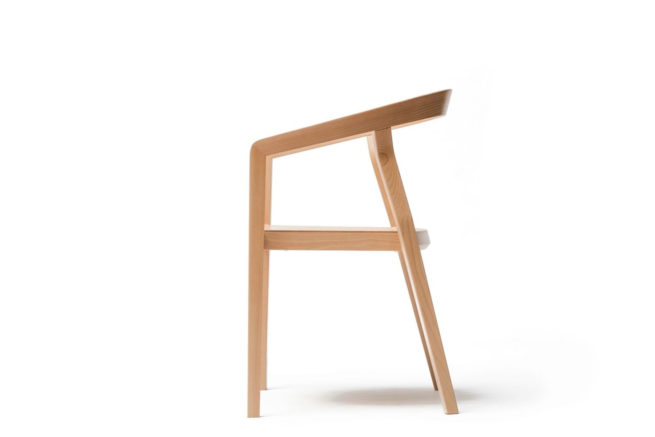 TON One Armchair Stacking 4