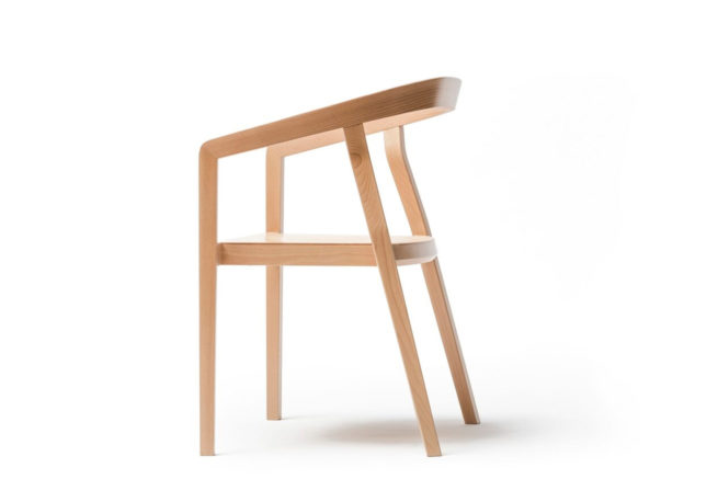 TON One Armchair Stacking 5