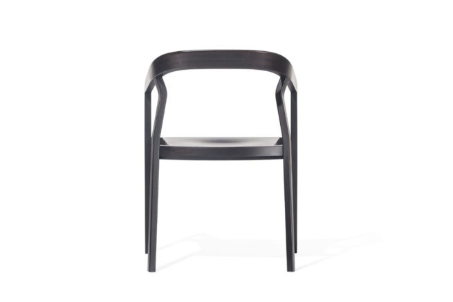 TON One Armchair Stacking 6