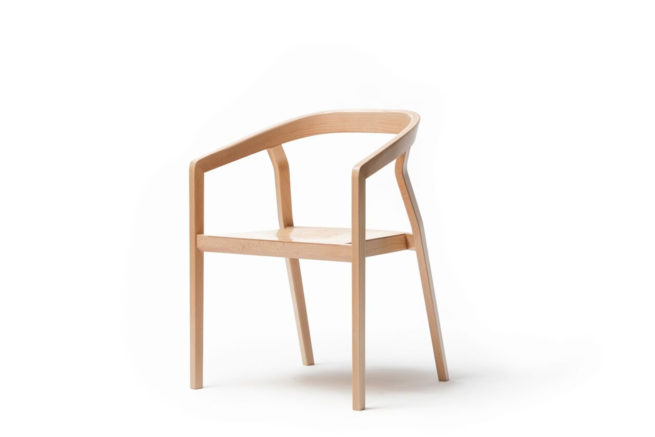 TON One Armchair Stacking 7