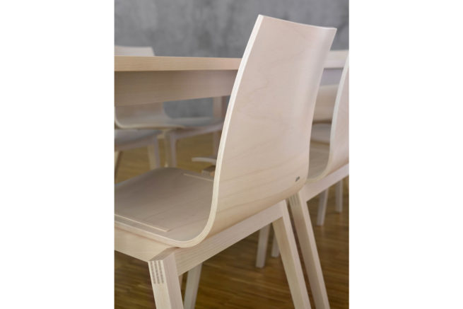 TON Stockholm Chair 9