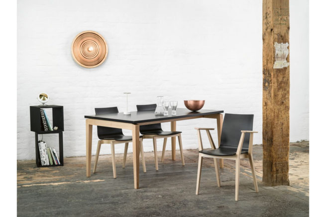 TON Stockholm Chair Feat