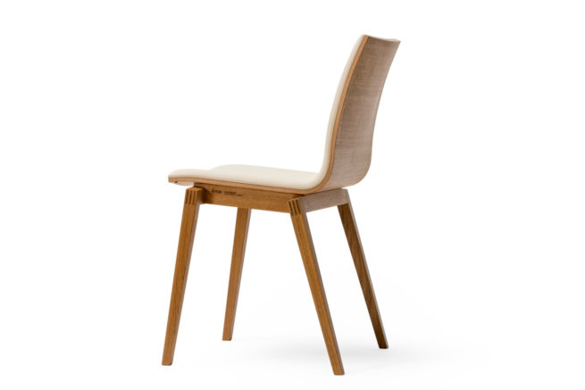 TON Stockholm Chair Upholstered 2