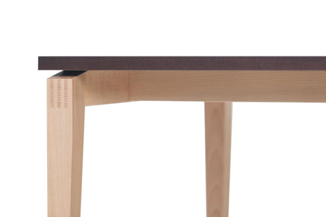 TON Stockholm Dining Table 2 1