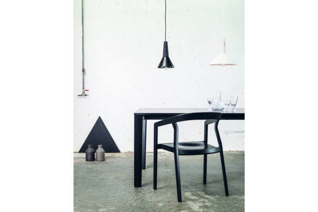 Trapez Dining Table 5