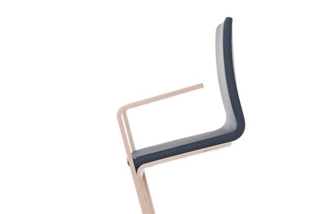 Mojo Armchair Upholstered Z 4