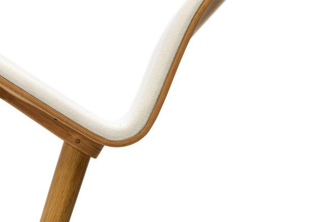 TON Chair Malmo Upholstered Z 1