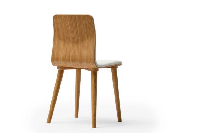 TON Chair Malmo Upholstered Z 4