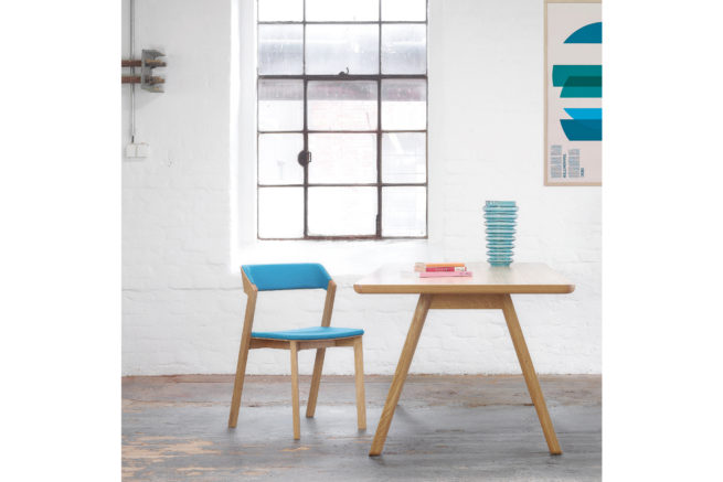 TON Chair Merano Upholstered Location Z 2