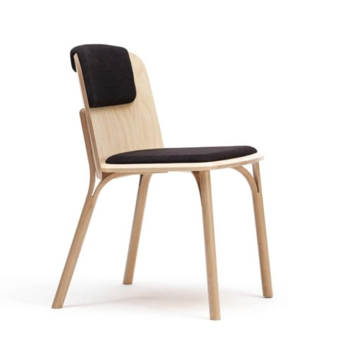 TON Chair Split Upholstered Z 1