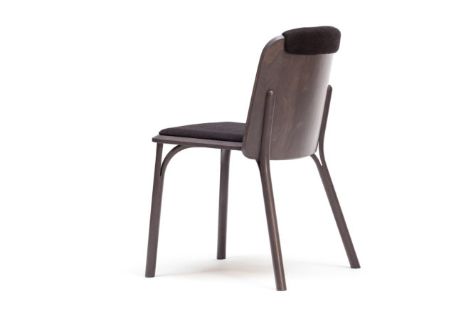 TON Chair Split Upholstered Z 3