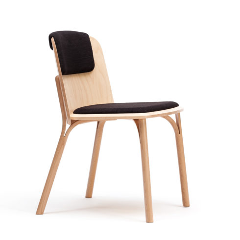 TON Chair Split Upholstered Z 5