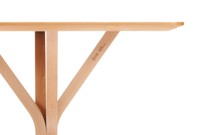 TON Table Bloom 278 Z 3