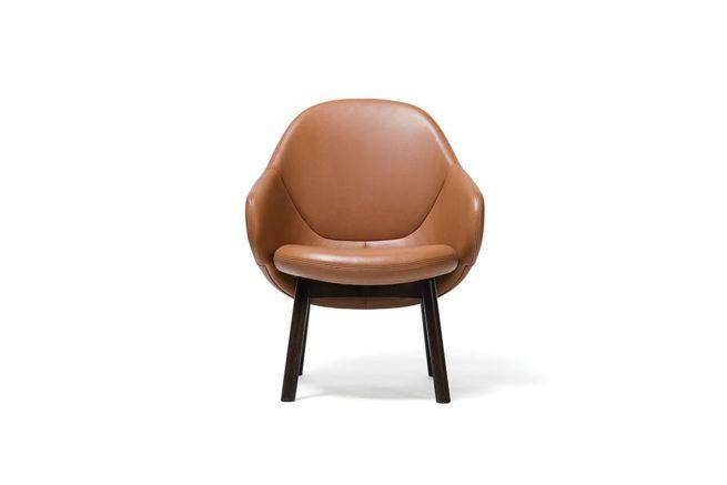 TON Lounge Armchair Alba Z 11