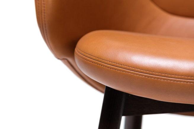 TON Lounge Armchair Alba Z 14