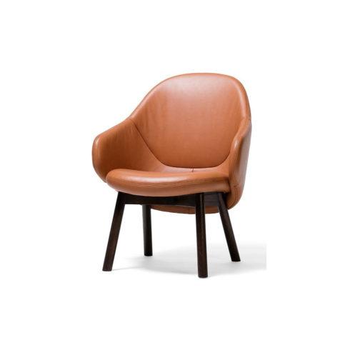 TON Lounge Armchair Alba Z 2