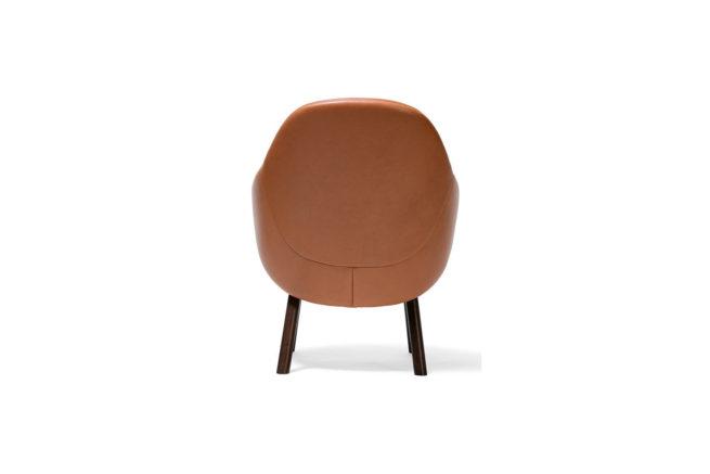 TON Lounge Armchair Alba Z 4