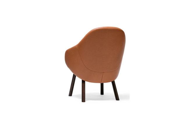 TON Lounge Armchair Alba Z 6
