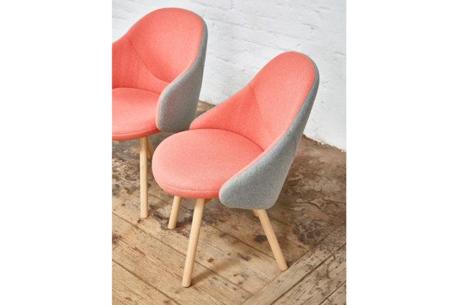 TON Chair Alba Z 8