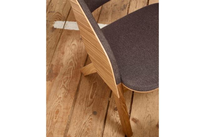 TON Lounge Armchair Merano Z 1