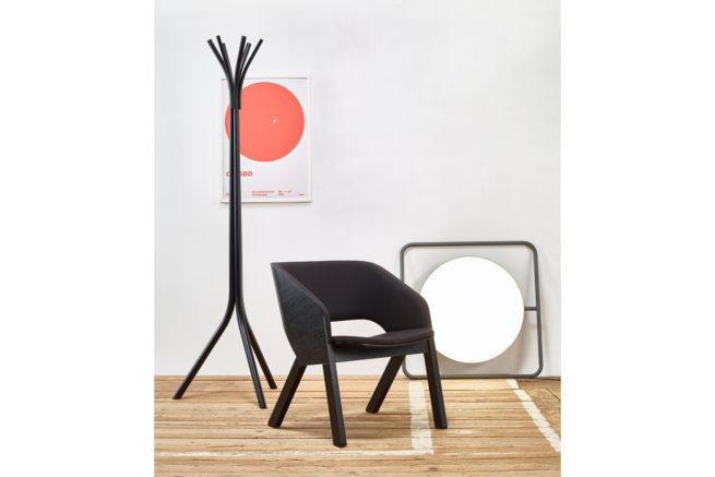 TON Lounge Armchair Merano Z 10