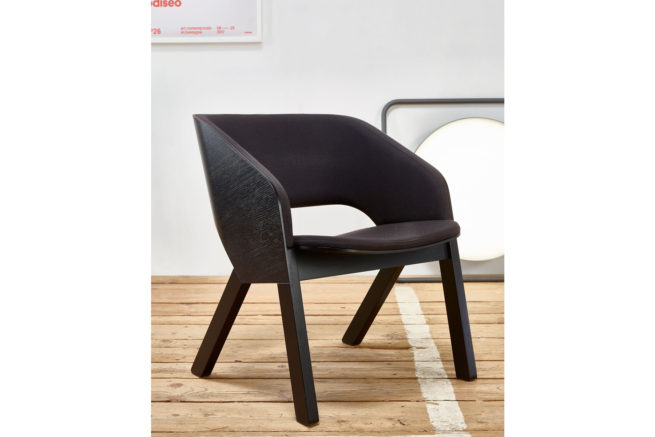 TON Lounge Armchair Merano Z 11